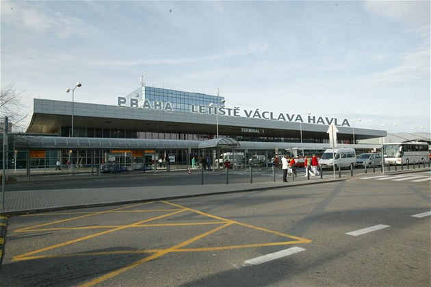 Prague Airport Map Prague Airport Ruzyne