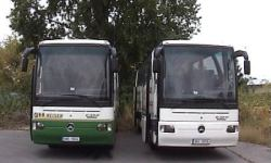 ATP Prague Airport Coaches Mercedes
