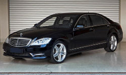 Mercedes S Class Prague - rent with chaffeur, transfers, trips
