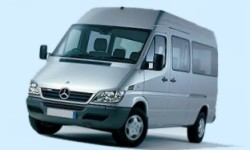 ATP Transfers - Mercedes Sprinter - airport, center, cheap group taxi