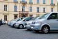 Prague airport transfers car fleet