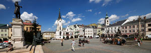 Trutnov - taxi transfer from / to Prague