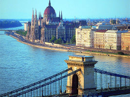 Budapest, capital city of Hungaria, 5 top things to see / do